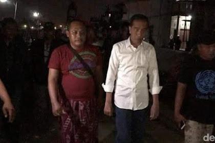Tengah Malam Sendirian ke Tambak Lorok, Jokowi Dikira Pekerja Proyek