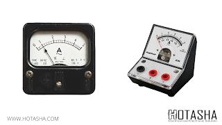 Ammeter, Voltmeter and Wattmeter