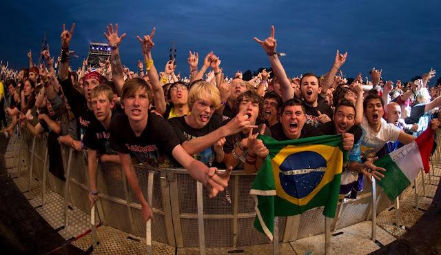 """Iron Maiden diz que """"nenhum outro show será adicionado à turnê de 2019"""""""