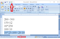 How to Use MS Word Built in Calculator (Easily do Calculation in Word),how to calculation in ms word,ms word 2003,word 2007,word 2010,word 2016,how to use ms word inbuilt calculator,ms wor calculator,add calculator in ms word,how to do formula in ms word,How to Use MS Word Built-In Calculator,product,minus,plus,divided,percentage,calculator for ms word,Microsoft word tips & tricks,shortcut key,insert calculator,calculate in word document,data calculate,value