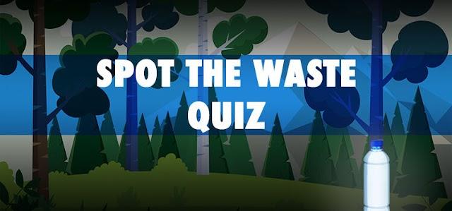 Spot the Waste Quiz