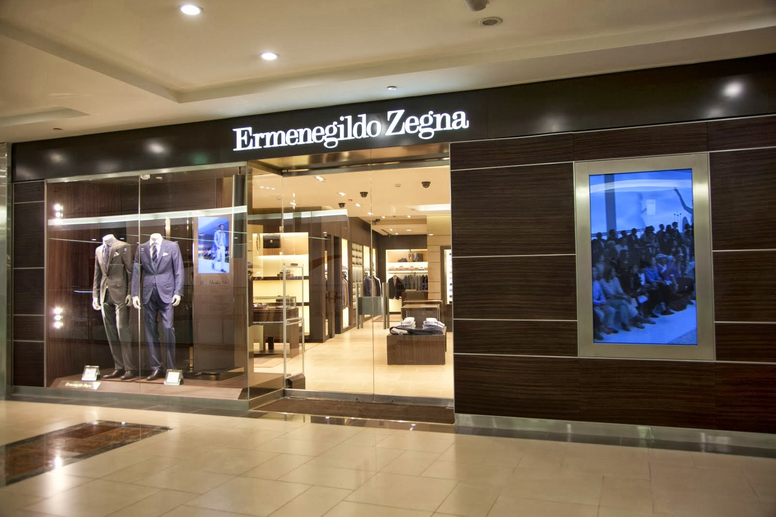 hot sale online de0ca 63107 The Shoppinguide.it: Outlet Ermenegildo Zegna tutti i punti ...