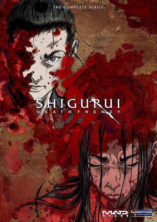 Descargar Shigurui [12 - 12][Sub Español][MEGA] HDL]
