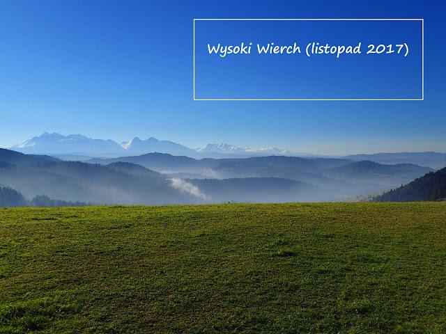 Słowackie Pieniny jesienią, krajobrazy rodem z Windowsa XP
