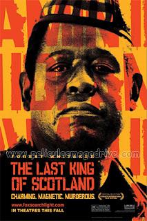 El Ultimo Rey De Escocia (2006) [Latino-Ingles] [Hazroah]