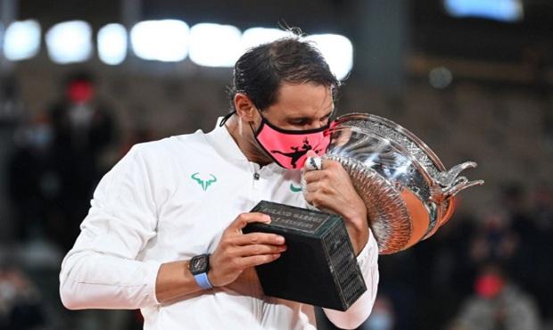 Rafael Nadal y su camino triunfal en un extraño año 2020