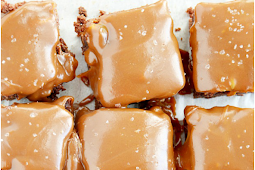 Delicious Salted Caramel Brownies - Best Recipe