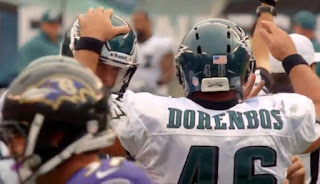 Dorenbos Philadelphia Eagles