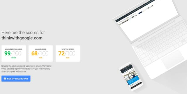 Situs Test Kecepatan Website Atau Blog