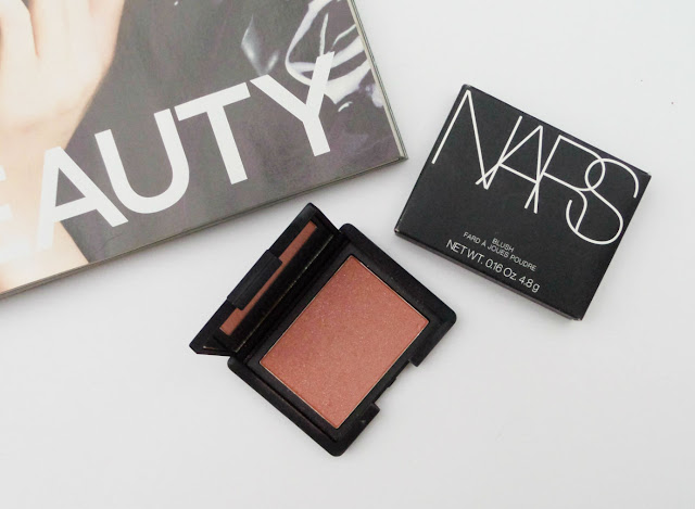 The Unlawful Nars blusher review