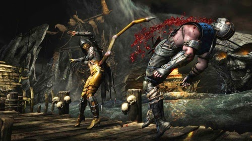 Mortal Kombat X - PC (Download Completo em Português)