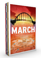 March Trilogy Slipcase