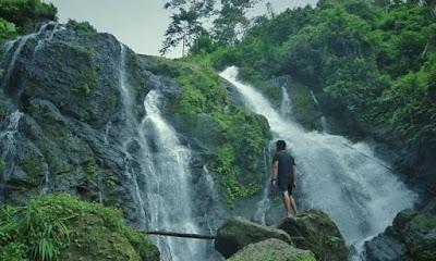 Air Terjun Indo Rannuang