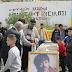 افتتاح فضاء رياضي باسم الثائر الامازيغي معطوب لوناس بقرية تيغيلت بالجزائر - صور