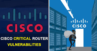 Critical Flaw in Cisco IOS Routers Let Remote Hackers Take Complete Control of the Systems