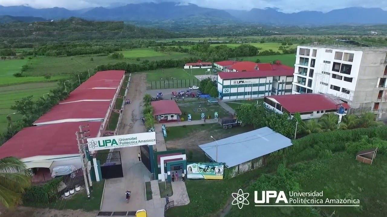 Universidad Politécnica Amazónica - UPA