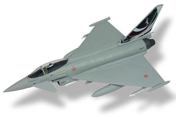aviones de combate Eurofighter Typhoon