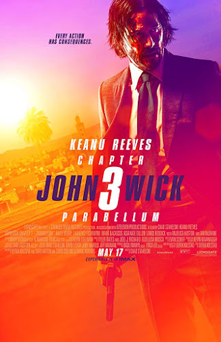 John Wick: Chapter 3 Parabellum (BRRip 720p Dual Latino / Ingles) (2019)