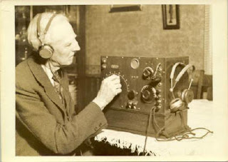 Radios help Older People lonliness