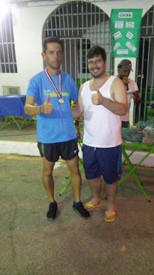 Atletas do 4K Clube participam da Corrida de São José em Iporanga