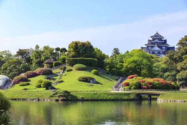 สวนโคระคุเอ็น (Korakuen Garden)