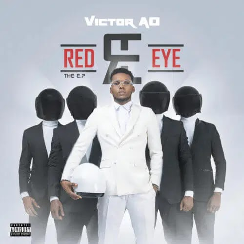 """[AUDIO] Victor AD – """"Red Eye"""" EP"""