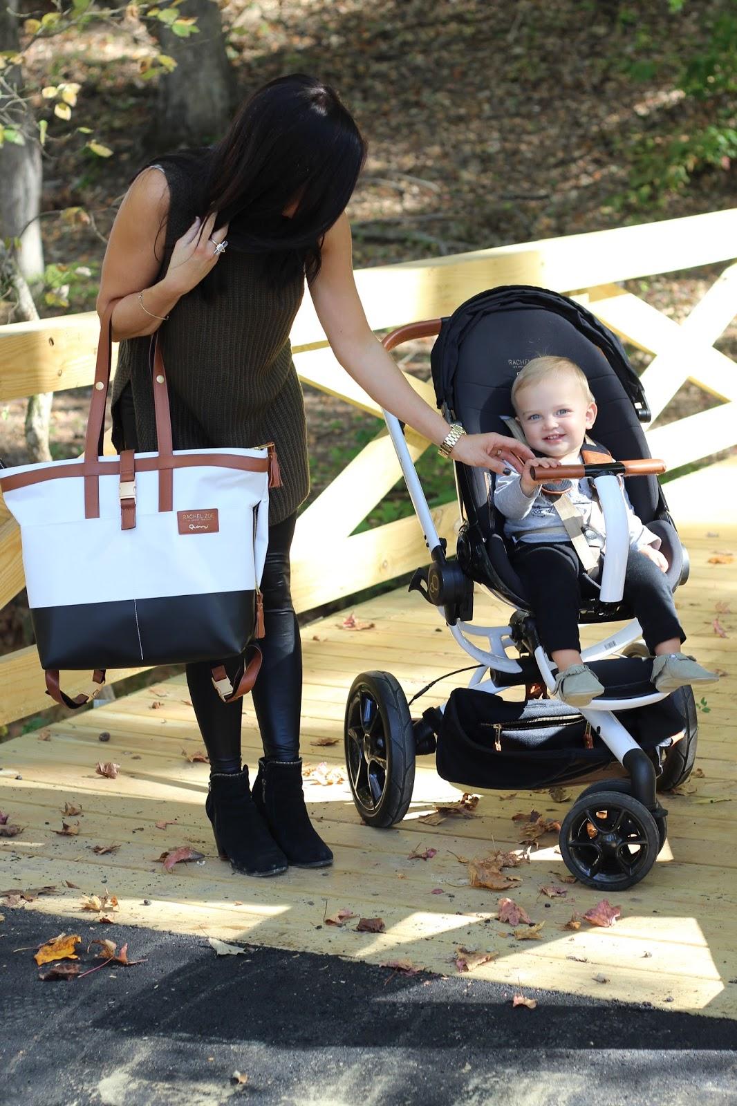 Quinny Moodd, Rachel Zoe Diaper Bag