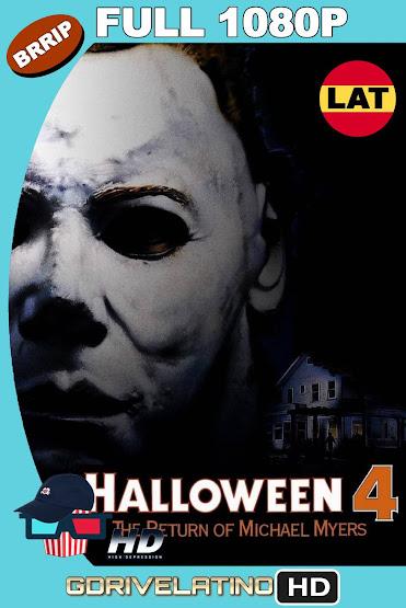 Halloween 4 El Regreso De Michael Myers (1988) BRRip 1080p Latino-Ingles MKV
