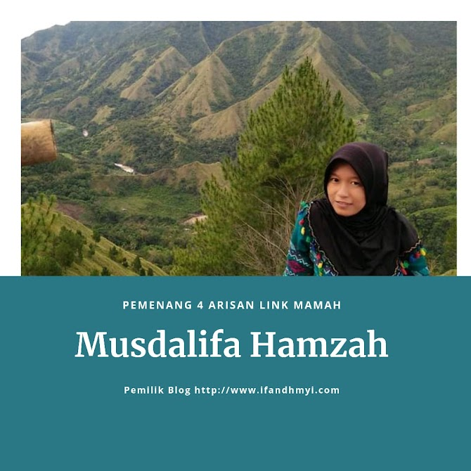 Musdalifa Hamzah, Ibu Rumah Tangga Keren Dari Makassar