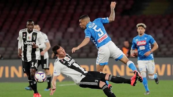 Jadwal Serie A 2019/2020 Dirilis, Juventus vs Napoli di Pekan Kedua