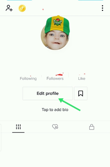 How to change user name in tiktok