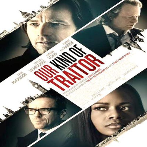 Our Kind Of Traitor Poster Film