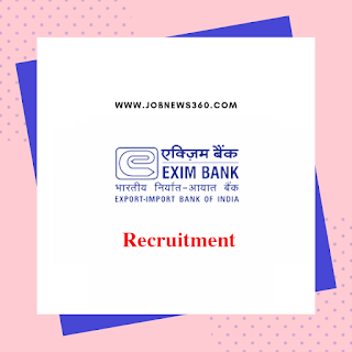 EXIM Bank Recruitment 2019 for Manager, Deputy Manager (7 Vacancies)