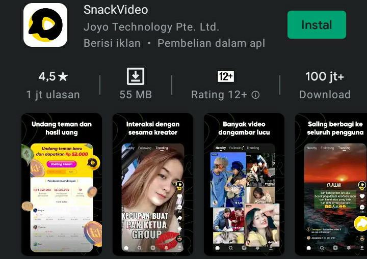 Snack Video