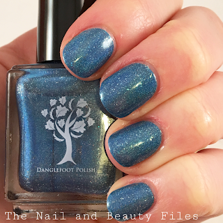 Danglefoot Polish, Once Upon A Time, Nail Polish