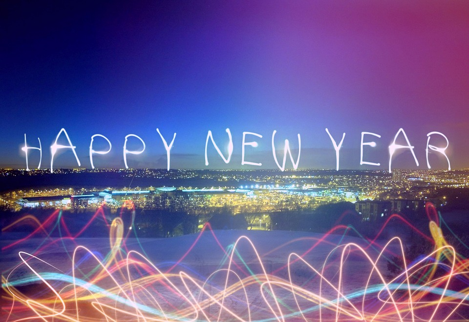 Blue Flames Family Party -10+ Child-Friendly New Year's Eve Parties & Events across North East England 2019/20