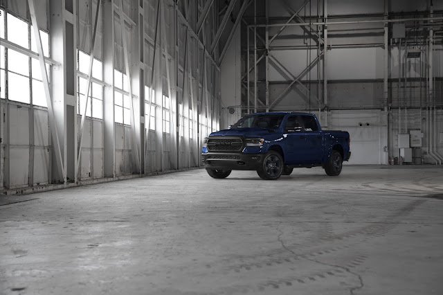 Ram Launches Second Phase of U.S. Armed Forces-inspired, Limited-edition 'Built to Serve' Trucks