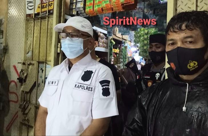 Teror Bom di Toko Risma, Kapolres Takalar Pastikan Aman