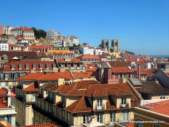 no te pierdas los miradores de Lisboa
