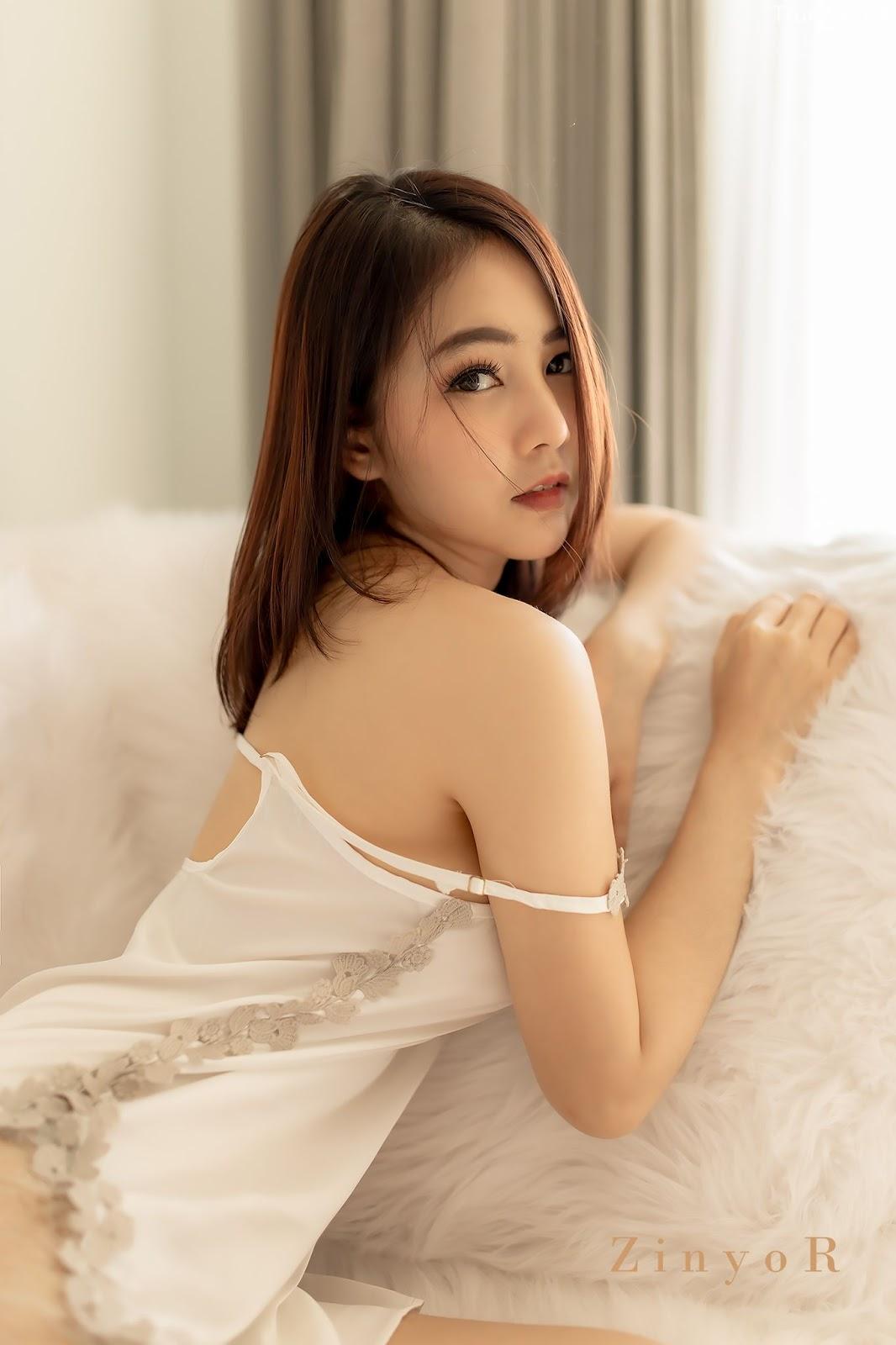 Thailand sexy models - Pattamaporn Keawkum & Mind Varunrapat & Phitchamol Srijantanet - Concept : Thailand victoria's secret - Picture 3