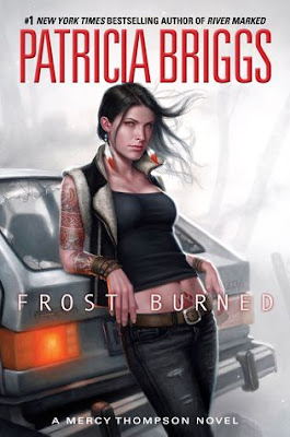 Frost Burned, Patricia Briggs, urban fantasy, werewovles