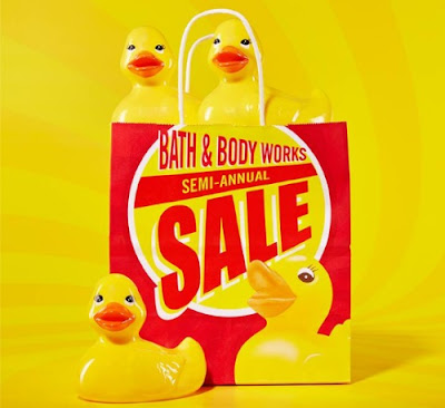 Bath & Body Works Semi Annual Sale