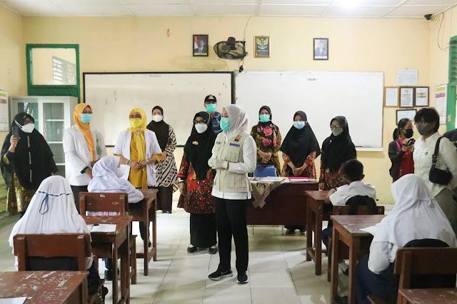 Pemkot Palembang Optimis Akhir September  Seluruh Sekolah Sudah Mulai PTM