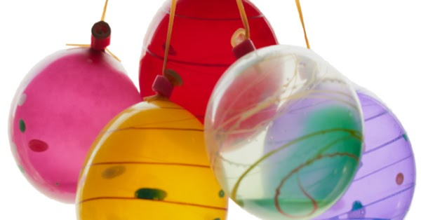 Balloon Painting For Kids