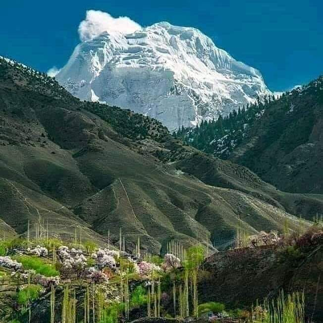 Hindustan Mountain  Gilgit baltistan Chitral