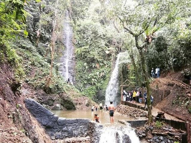 Curug Candung, Pesona Destinasi Wisata Alam di Perbatasan Garut-Tasikmalaya