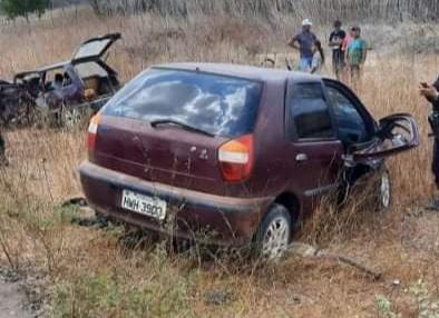 Duas mulheres morrem em colisão entre veículos no Oeste do RN