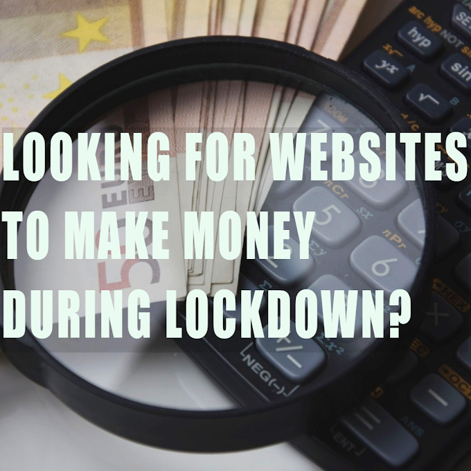 Few Authentic Websites That Will Help You to Make Extra Income Online