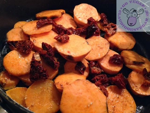 Claudi goes vegan: Vegan kochen für den besten Freund
