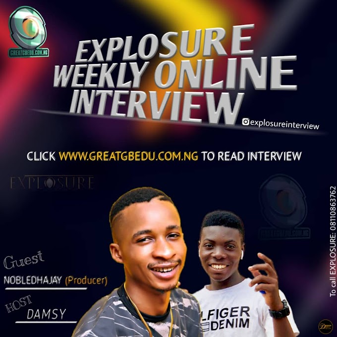 An Exclusive interview with Ace Producer Nobledhajay .. ( CEO NB music )